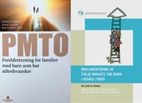 Lanseringsseminar for to nye bøker.