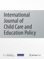 Artikkelen er publisert i International Journal of Child Care and Education Policy.