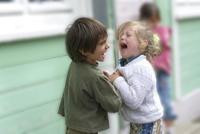 Barnehagebyråden i Oslo ønsker at barn som har problemer med å uttrykke seg, tidlig skal få hjelp. Foto: Colourbox