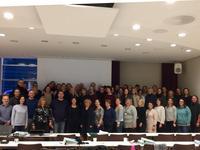 FOTO: Andre dag i opplæringsuka for PMTO-terapeuter fra alle regionene i Norge.