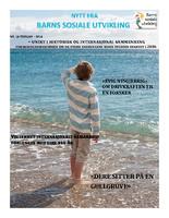 Nyhetsbrev: Nytt fra forskningsprosjektet Barns sosiale utvikling