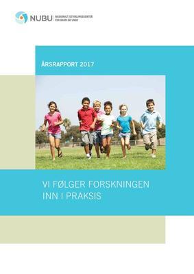 Årsrapport 2017: Nå er årsrapporten klar. Foto: Forside rapport, illustrasjonsbilde Colourbox.