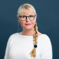 Langtidseffekter av PALS: Mari-Anne Sørlie er forsker ved NUBU og medforfatter bak den nye studien. Foto: Moment Studio.